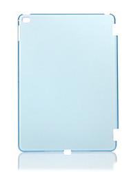 mate protector translúcido de plástico cubierta de la caja de aire ipad 2 (colores surtidos)