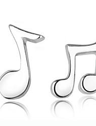 note Kiki 925 orecchini d'argento