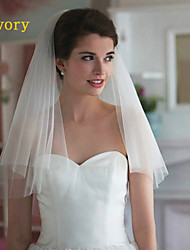 The Bride Veil Encryption Flexible Pipe Double Veil Wedding Accessories Wedding Veil