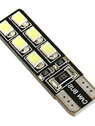 Feux anti-brouillard/Lumières pour tableau de bord/Feux de position latéraux/Feux clignotants/Feux stop/Feux de recul (6000K LED -