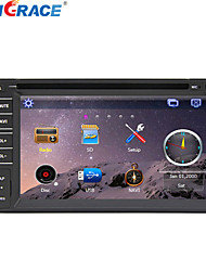 "Auto DVD-Player - Universal - 6,2"" - 800 x 480"