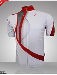 GETMOVING® Classic Personality Apparel Fashion Gorgeous Short Ssleeved Clothes + Wicking Bike Bbicycle Service