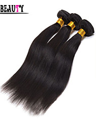 3Pcs 8-28 Malaysian Virgin Hair Straight hair Unprocessed Remy Human Hair Weaving Rosa Hair Products Full Bundles