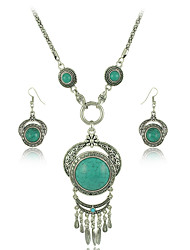 New Arrival Jewelry Sets for Woman Necklace+Earrings Sets