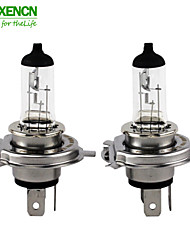 2PCS XENCN H4 P43t 12V 130/100W 3200K Emark Clear Series Offroad Standard Car HeadLight Halogen Bulb Auto Lamps