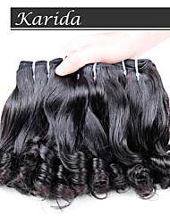 3 pieces/lot 100% Unprocessed Top Quality Brazilian Hair Fumi Hair Wavy, Top Grade Virgin Brazilian Hair