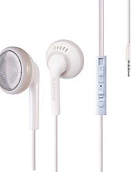 plextone® bouchons d'oreille x30m écouteurs avec micro et compatible pour iPhone6 / iPhone6 plus de téléphone mobile / pad / mp3 / pc