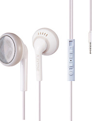 plextone® x30m Ohrstöpsel-Kopfhörer mit mic und Compatibe für iphone6 / iphone6 zzgl Mobiltelefon / pad / mp3 / pc