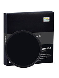 Zomei hd nd 1000 Filter 52mm mc schlanke 10 stop / 3.0 nd shott Glas wasserdicht