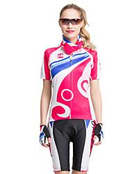forider® riding ropa deportiva colorido burbuja set vestido de manga corta