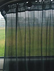 автомобиль козырек от солнца занавес сторона защиты присоске УФ занавески боковые шторки (2 шт)