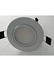 1pcs Super Bright Dimmable Led Downlight COB Ceiling Spot Light 6w ceiling recessed Lights Indoor Lighting 220V
