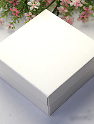 24 Piece/Set Favor Holder - Cubic Pearl Paper Favor Boxes Non-personalised