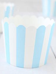 Partito da tavola Accessori decorativi per torte Compleanno/Anniversario/Battesimo Classico Cilindro Non personalizzato CartaBlu cielo