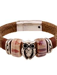 Bracelet Chaînes & Bracelets Alliage Chouette Mode / Bohemia style / Style PunkAnniversaire / Mariage / Soirée / Quotidien / Décontracté