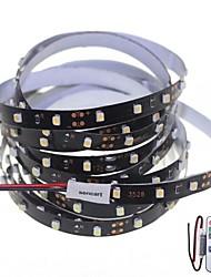 SENCART 5 M 300 3528 SMD Blanc Découpable/Télécommande/Intensité Réglable/Connectible/Pour Véhicules/Auto-Adhésives 25 WBandes Lumineuses