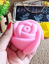 Fashion Silicone Cup Bakeware Muffin Mold Pullding Modelling Kitchen Cooking Tools Cake Decorating Mould (Random Color)
