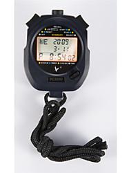 cronometro elettronico timer pc3860 tre righe 60 memoria movimento cronometro cronometro