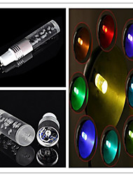MORSEN® GU10 3W 350-450LM RGB 16 Color Changing LED Crystal Light Bulb Lamp+IR Remote Control(85-265V)