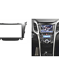 autoradio cd fascia pour Hyundai i-30 2012+ dvd kit d'installation tableau de bord garniture