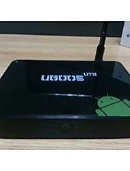 Ugoos UT2 new 1.6GHz 2G+32G Android4.2 Quad Core RK3188 Smart TV Box with High quality Firmware, dual band 2.4/5Ghz WIFI