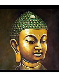 Stretched Canvas Print Art Buddha Unframed