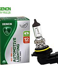 2pcs xencn HB4 9006 12v 51w 3200K lampes de la série clair antibrouillard ampoule halogène automatique des phares de voiture d'origine de