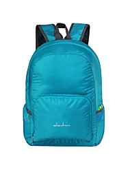Clothin Outdoor Activities Double Shoulder Backpack Bag Foldable Bag