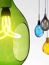 Lustre/Lampe suspendue - Contemporain/Traditionnel/Classique/Rustique/Tiffany/Vintage/Rétro/Plafonnier pour Ilôt de Cuisine - avecStyle