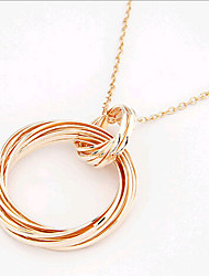 New Arrival Fashional Hot Selling Loop Necklace