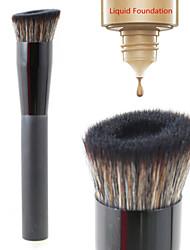 VELA Angled Perfecting Face Brush Liquid Foundation Makeup Brush