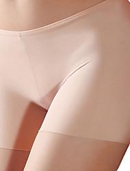 Para Mujer Bragas Panti Modelador - Seda Sintética