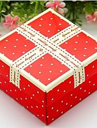Bomboniere scatole - per Matrimonio/Addio al celibato/nubilato - Orientale/Farfalle - Non personalizzato - di Carta