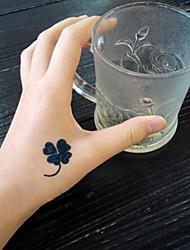 Lucky Clover Tattoo Stickers Temporary Tattoos(1 Pc)