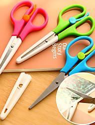 Tesouras e Facas Utilitário - de Plástico/Aço Inoxidável