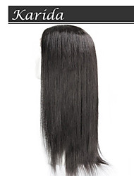 top pouces quality14-26 délié normal pleine perruque de dentelle, de courtes perruques complètes pour les femmes noires