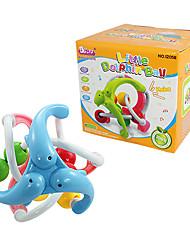 giocattolo colorato bambino piccolo delfino giocattoli di plastica palla