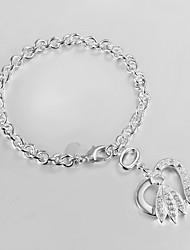 prata banhado ocasional charme pulseira pulseiras bangles venda promoção ouro