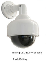 Security Outdoor Waterproof High Simulation Dome Camera