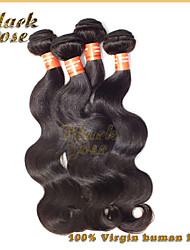 3Pcs/Lot Prom Black Rose Hair Products Brazilian Virgin Hair Body Wave Unprocessed Human Hair Weave Brazilian Body Wave