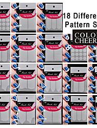 36set 18 padrão diferente tornando padrão ferramenta da arte do prego