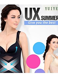 YUIYE® High Quality Summer Super Thin Mesh To Strengthen Functional Fat Burning Body Sculpting Underwear Shapewear