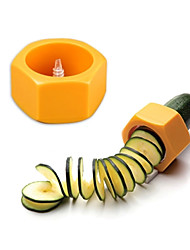 Cucumbo Fun Cucumber Courgette Vegetable Peeler Spiral Slicer Cooking Gadgets