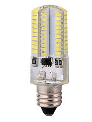 6W Ampoules Maïs LED T 80 SMD 3014 600 lm Blanc Chaud / Blanc Froid Gradable AC 110-130 V 1 pièce