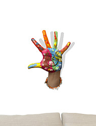 3D The  Hand Wall Stickers Wall Decals