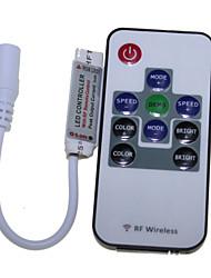 SENCART 2 M 120 5050 SMD Rouge Vert Bleu Découpable/Télécommande/Intensité Réglable/Connectable/Pour Véhicules/Auto-Adhésives 29 WBandes