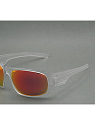 Cycling 100% UV400 Rectangle Sports Glasses