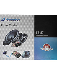 Danmiao TS-A7 Sound 丨 2-Way Component System