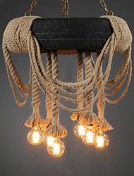 PVC - Lámparas Araña Retro