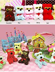 Cadeaux Utiles Faveurs et cadeaux de fête Anniversaire/Baby shower Rouge/Blanc/Vert/Bleu/Jaune/Café #
